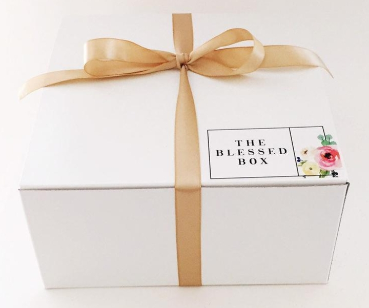 Small Business Spotlight: The Blessed Box